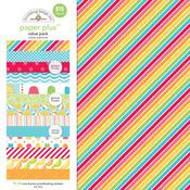 Summer Paper Plus Pack - Doodlebug