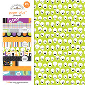 Halloween Paper Plus Pack - Doodlebug