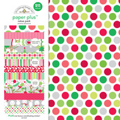 Christmas Paper Plus Pack - Doodlebug