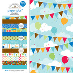 Birthday Boy Paper Plus Pack - Doodlebug