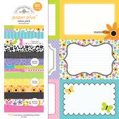 Floral Paper Plus Pack - Doodlebug