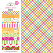 Bright Paper Plus Pack - Doodlebug