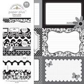 Tuxedo Paper Plus Pack - Doodlebug