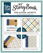 Plaid 6X8 Album Jacket - Pinstripes - Echo Park