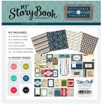 Pinstripes Pocket Page Kit - Echo Park
