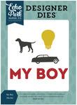 My Boy Die Set - Pinstripes - Echo Park