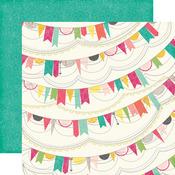 Sweet Banners Paper - Petticoats - Echo Park