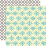 Adorable Damask Paper - Petticoats - Echo Park