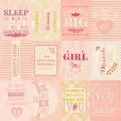 Girl Paper 6 - Cuddle - Authentique