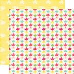 Tiny Teapots Paper - Petticoats - Echo Park