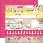 Border Strips Paper - Petticoats - Echo Park