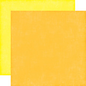 Orange Yellow Paper - Petticoats - Echo Park
