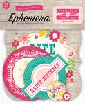 Petticoats Ephemera Pack - Echo Park