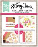 Floral 6 X 8 Album Jacket - Petticoats - Echo Park