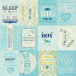 Cuddle Boy Six Paper - Authentique