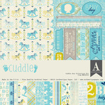 Cuddle Boy Collection Kit - Authentique