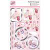 Perfume Bottles - Anita's A4 Foiled Decoupage Sheet