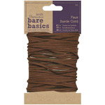 Papermania Bare Basics Faux Suede Cord 4m