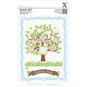 Family Tree - Xcut A5 Dies 15/Pkg