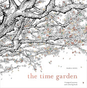 The Time Garden Coloring Book - Watson-Guptill Books