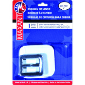 """1"""" Square - Buckle Cover Kit"""