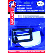 """1.5"""" Rectangle - Buckle Cover Kit"""