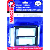 """2"""" Square - Buckle Cover Kit"""