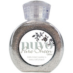 Silver - Nuvo Pure Sheen Glitter 3.38oz