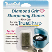 TrueSharp Sharpener Fine Diamond Grit Replacement Stones