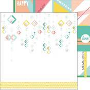 Flower Strings Paper - Felicity - Pinkfresh