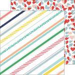 Pretty Stripes Paper - Felicity - Pinkfresh