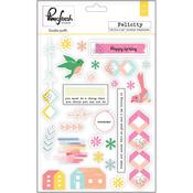 Felicity Studio Puffy Stickers - Pinkfresh