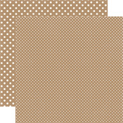 Egypt Paper - Dots & Stripes Travel - Echo Park