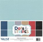 Travel Collection Kit - Dots & Stripes Travel - Echo Park