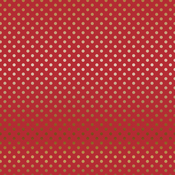 Red Copper Foil Specialty Sheet - Carta Bella