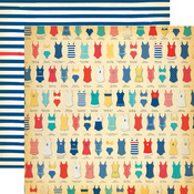 Swimsuits Paper - Yacht Club - Carta Bella
