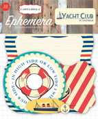 Yacht Club Ephemera - Carta Bella