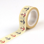 Anchors Decorative Tape - Carta Bella