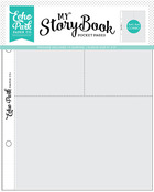 "My Story Book Album Pocket Pages 6""X8"" 10/Pkg - Echo Park"