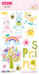 Sweet Sweet Spring Chipboard Icons - Bella Blvd