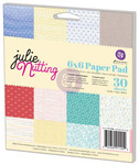 Julie Nutting Summer 6 x 6 Paper Pad - Prima