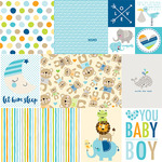 Daily Details Paper - Cute Baby Boy - Bella Blvd