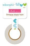 Love Home Washi Tape - Cute Baby Boy - Bella Blvd