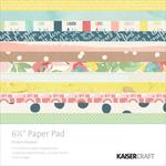 Finders Keepers 6 x 6 Paper Pad - KaiserCraft