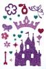 Princess Stick Ems - Queen & Co