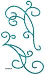 Scrolls 3 Stick Ems - Queen & Co