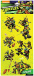 Teenage Mutant Ninja Turtles Group Stickers - EK Success