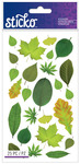Classic Leaves Sticko Stickers