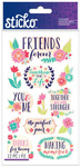 Friends Classic Sticko Stickers