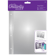 Creativity Essentials A5 Stamp Pockets 6/Pkg